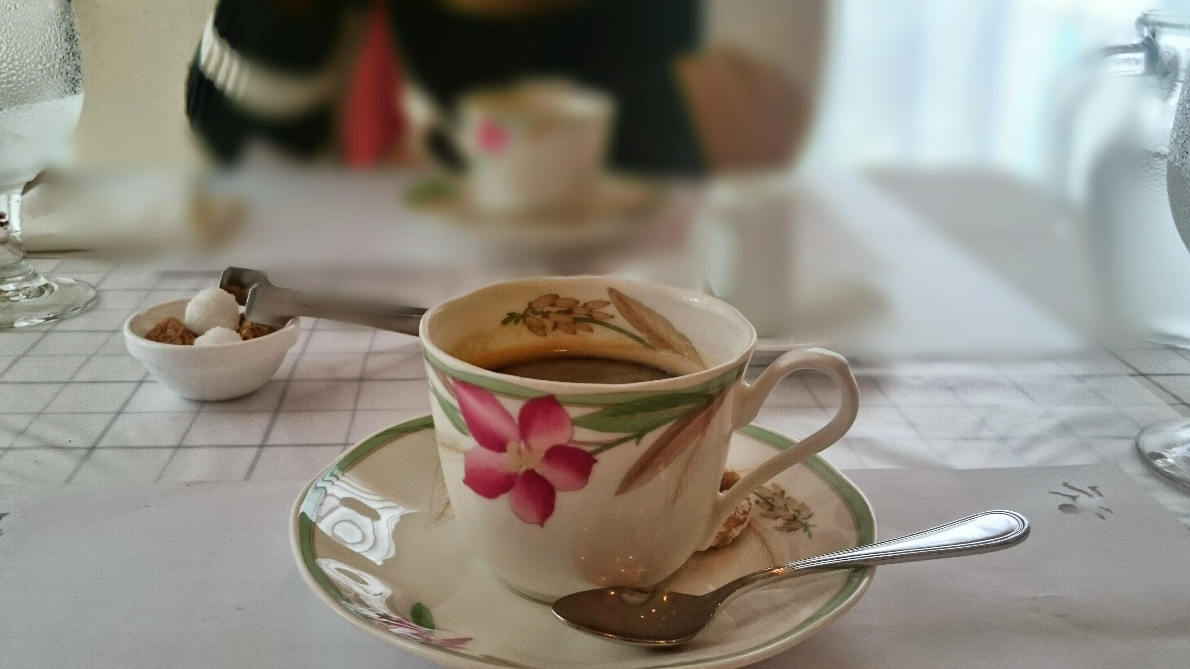 カフェお見合い