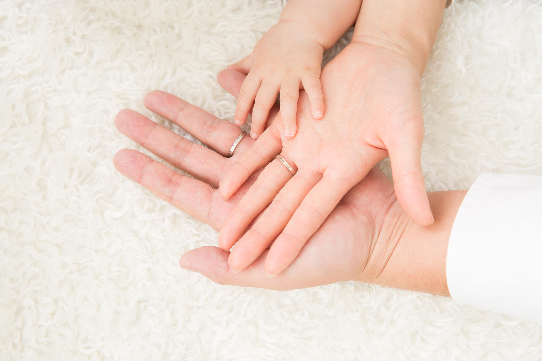 子連れ再婚育児